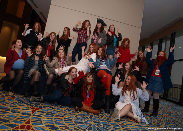 pond paradox at dragoncon 2011 by christa newman on KCDragonfly