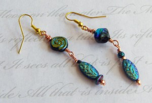 Asymmetrical-Midnight-Spiral-earrings-300x204