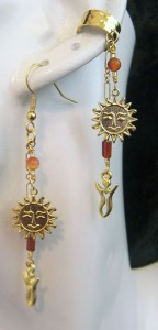 Carnelian-Healing-Sun-Goddess-earcuff-and-earring-set-reduced-144x300