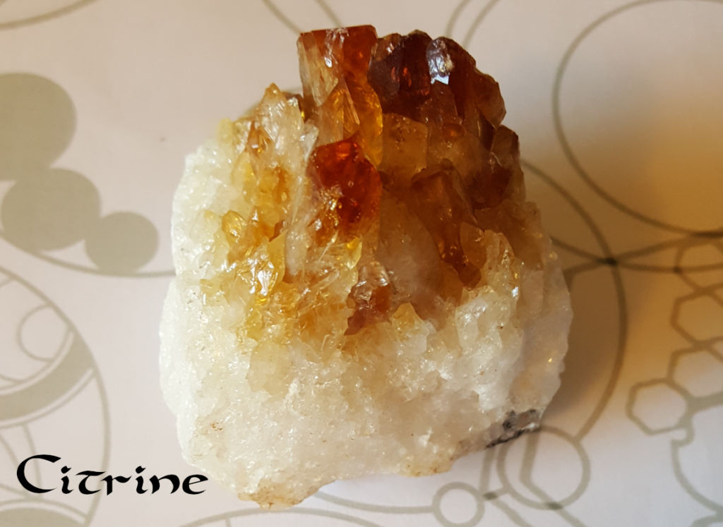 Citrine - photography by KC Dragonfly