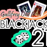 gallifrey one blackjack 21 logo