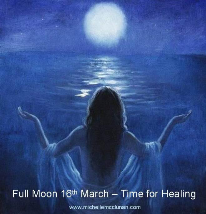 Virgo Full Moon 2015