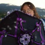 KC Dragonfly - peek a boo parasol