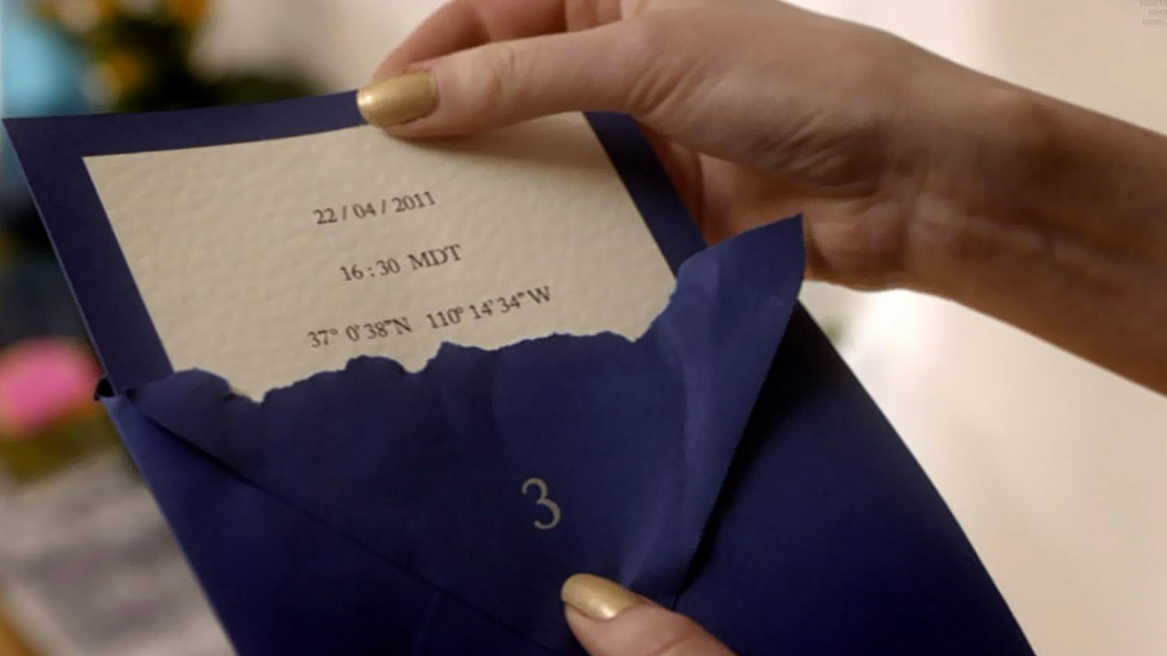 tardis envelope from impossible astronaut episode by KC Dragonfly