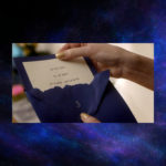tardis envelope from impossible astronaut episode reference by KC Dragonfly