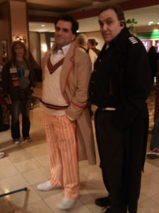 5th Doctor and Captain Jack Harkness