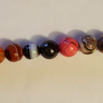 KC Dragonfly Semi Precious Stone Available Colors 5 to 6 mm