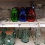 craft jars at Michaels