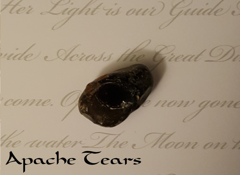 Apache Tears - photography by KC Dragonfly