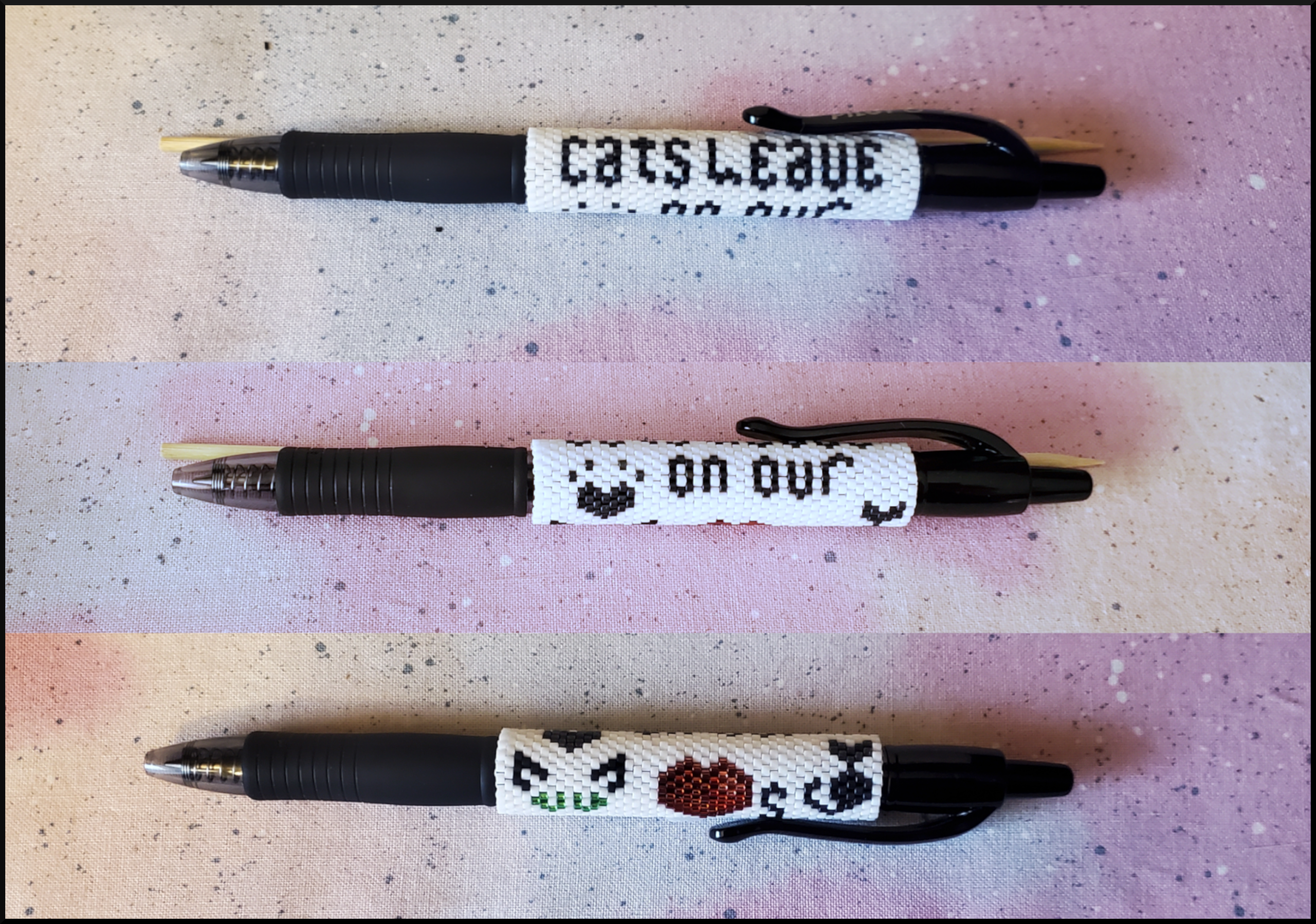 New Products – Cats and Doctor Who